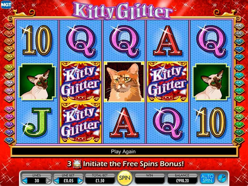 All That Glitters Slot Machine Online Free