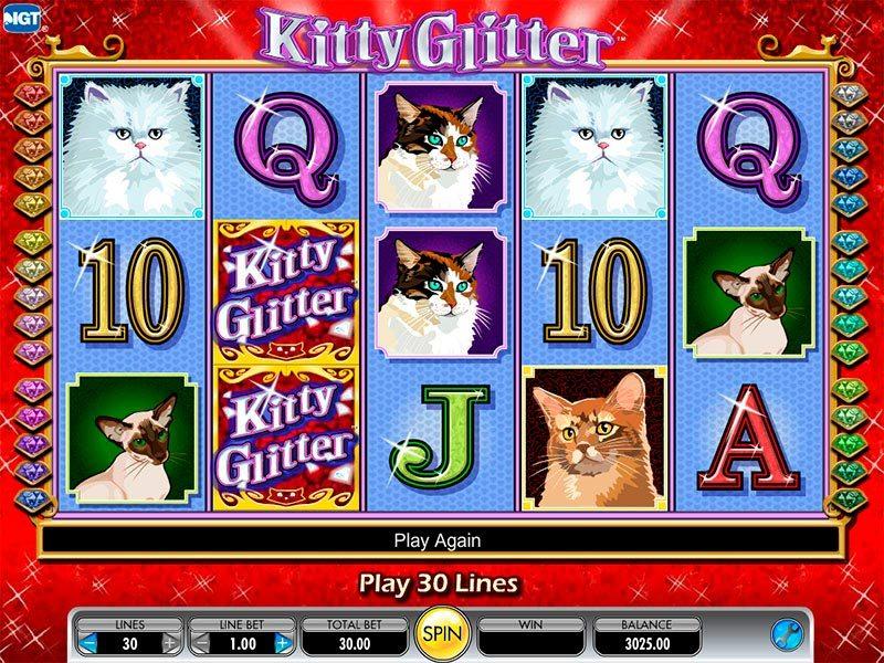 Spiele Kitty Glitter - Video Slots Online